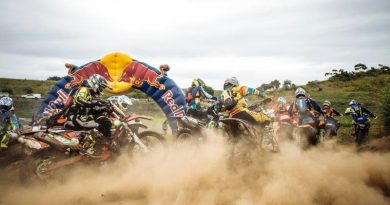 Extreme enduro riders set to wow spectators at Alfie Cox Invitational this weekend