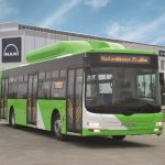 Full throttle in Central Asia: MAN to present a new low-floor bus