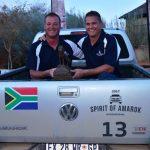 Team South Africa wins third annual International Spirit of Amarok