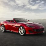 The new Ferrari Portofino – the Italian GT par excellence on the stand at Frankfurt