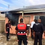 Fire destroys home in Verulam