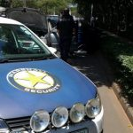 Men arrested after robbing victim of bank card at ATM