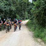 Dylan Rebello claims Stage 1 of Knysna Bull MTB event