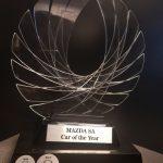 Mazda CX-5 wins the 2017 Mazda SA COTY