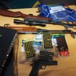 Four house robbery suspects arrested and firearms seized in Atteridgeville