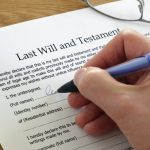 Using a will to cement long-term client relationships