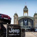 Jeep® Brand Celebrates 115th Anniversary of Harley-Davidson®in Prague