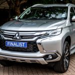 Pajero Sport finalist in 2019 Car of the Year competition