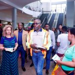 MEC Kaunda assures shoppers & road users of their safety
