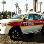 Mitsubishi keeps you safe on the road – and in the water