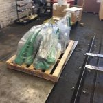 Over R23 million worth Rhino horns seized at Ortia cargo