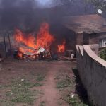 Arson suspected in a house fire in Tongaat