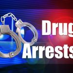 Three suspects arrested at Boksburg North with drugs worth an estimated R3 million