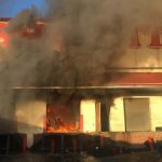 Storeroom area of Shoprite Thaba Nchu gutted by Fire