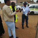 Crime Awareness campaign conducted to ensure that #CrimeMustFall