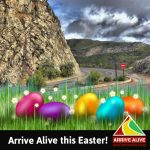 Advice for Safe Travels during Easter