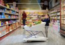 'Self-Braking Trolley' Could Help to Make Supermarket Shopping Less of a Stressful Experience for Parents
