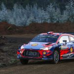 Loeb ends on podium for Hyundai in Rally Chile