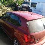 Vehicle stolen in Adams Mission house robbery recovered in Folweni