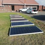 Three busted for solar panel theft from plant 50km from Prieska