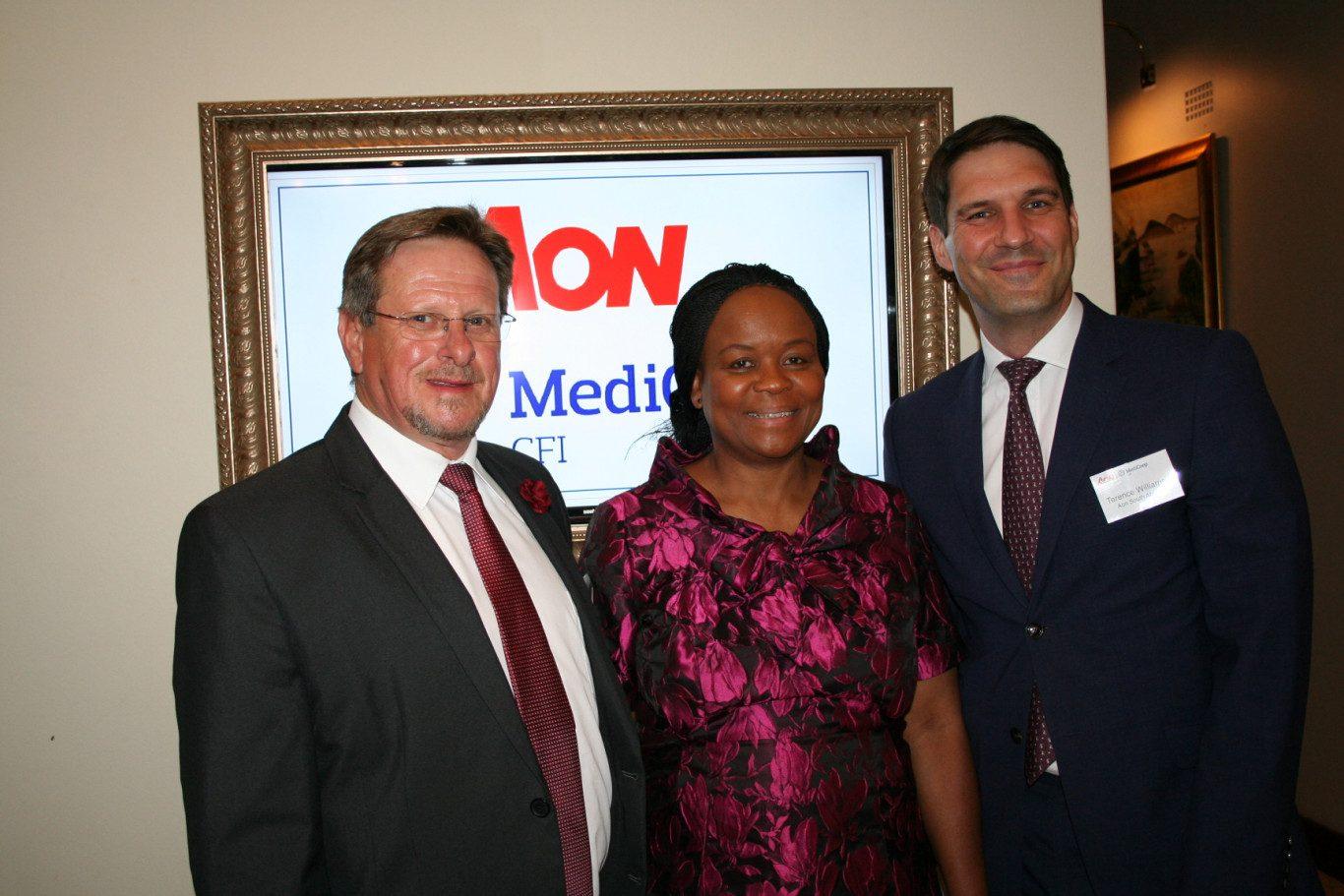 Insurance brokerage Aon and SA Healthcare Cooperative Bank ...