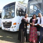 New 65-Seater-Buses will boost access to healthcare for patients from rural areas