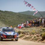 Hyundai looking for winning ways again in Rally Italia Sardegna