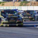 All Power Audi fights tooth and nail on home ground