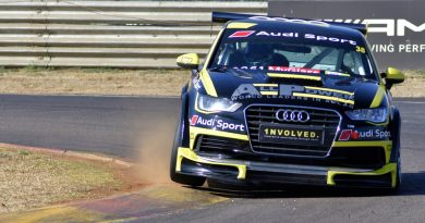 All Power Audi's Simon Moss stands his ground