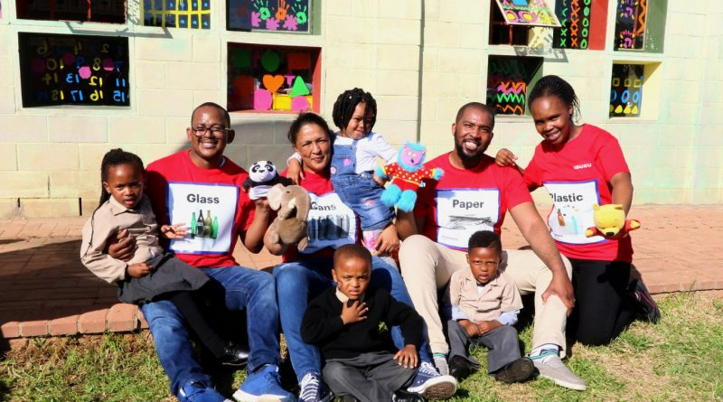 Isuzu reaches out to vulnerable communities this Mandela Day