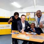 Volkswagen opens three Literacy Centres to benefit KwaNobuhle learners
