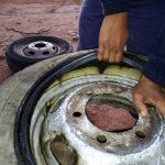Dagga discovered hidden in tyres