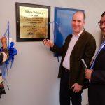 Hyundai hands over library to Libra Primary School in Lenasia