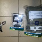 Stolen goods from housebreaking at lodge seized