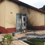 House petrol bombed in a farm attack in Inanda