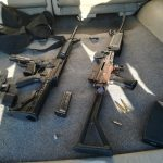 Gauteng: Police recover hijacked vehicle and firearms