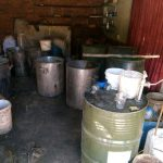 Gauteng: Farm owner found and arrested following police raid on illicit drug laboratory in Fochville, West Rand
