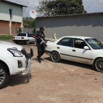 Stolen vehicle recovered in Amouti