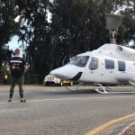 Child critically injured after being knocked down by a motor vehicle in Boksburg