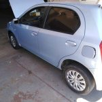 Stolen vehicle recovered and suspect arrested in Kimberley