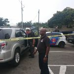 Alpha Alarms responded swiftly to information of a stolen vehicle in Durban