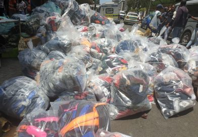 Counterfeit goods worth R36 million confiscated during an intelligence driven operation in the Johannesburg CBD