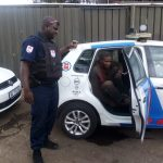 Suspect arrested for theft in Isipingo