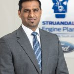 Shawn Govender Appointed as Plant Manager of the Ford Struandale Engine Plant