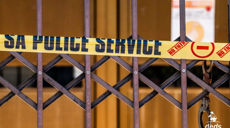 Man arrested for supermarket robbery in the Eastern Cape