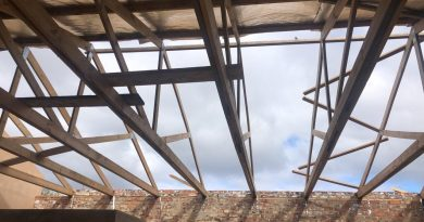 How can we limit the damage caused by strong winds to our homes?