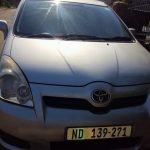 Theft of motor vehicle in Mount Edgecombe – KZN