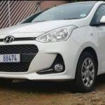 Theft of vehicle in Verulam