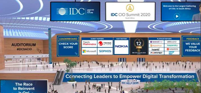 IDC Hosts More than 160 of South Africas Most Influential