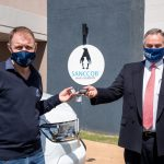 Ford Wildlife Foundation Provides Mobility to SANCCOB Port Elizabeth for Protection of Penguins and Seabirds